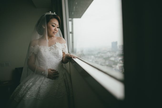 Herman & Vian Wedding Day by Chroma Pictures - 013