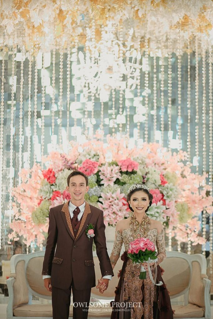 Citra & Havil Wedding by bright Event & Wedding Planner - 008