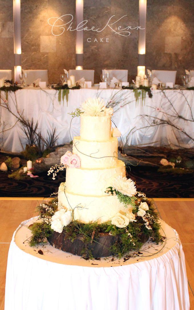 Buttercream Lush by Chloe Kerr Cake - 016