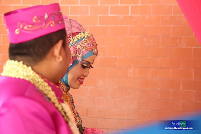 Wedding Fiza & Mahmud by Studio 17 - 011