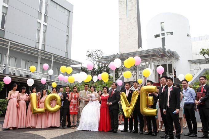 The Wedding of Eko & Lina by WedConcept Wedding Planner & Organizer - 002