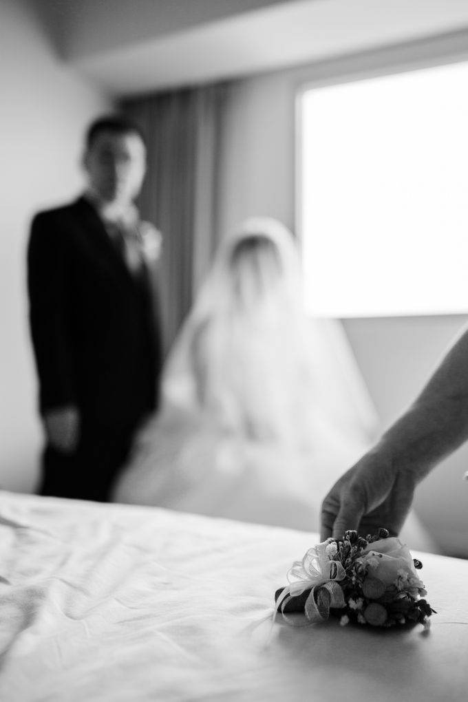 Herman & Vian Wedding Day by Chroma Pictures - 016
