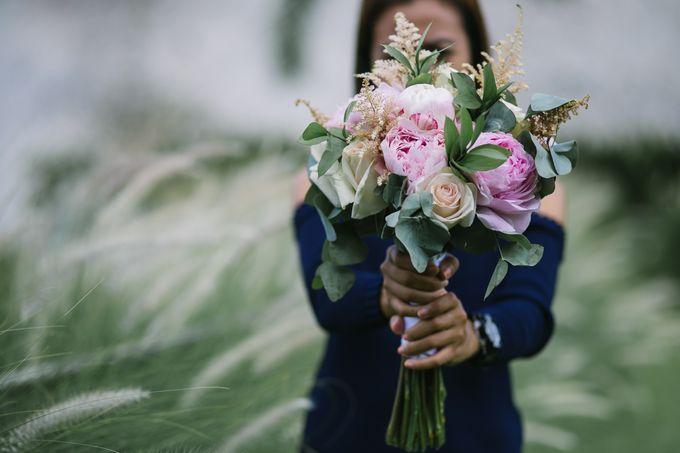Lu yin & Cai Wen Ling Beautiful Wedding by Latitude Bali - 002