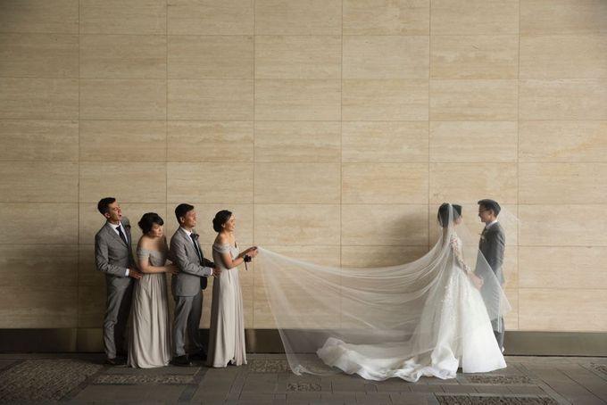 The Wedding of Eka & Naida by Imelda Hudiyono Bride - 004