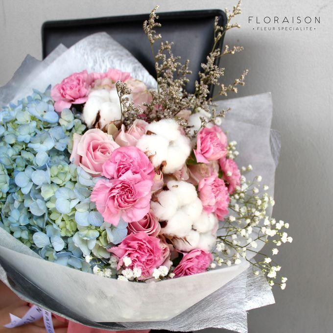 Hand Bouquet by Floraison - 019