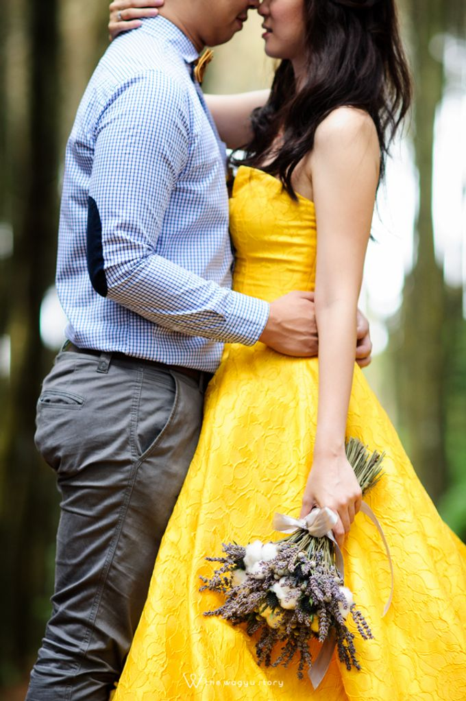 Pre-wedding of HindraMeldi by Jasmine Florist - 003