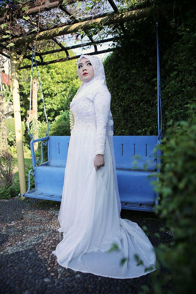 Rini & Fauzy Wedding by Kaisar Photostyle - 006