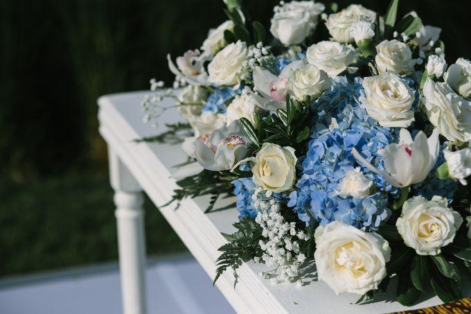 Lu yin & Cai Wen Ling Beautiful Wedding by Latitude Bali - 005