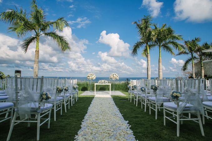 Lu yin & Cai Wen Ling Beautiful Wedding by Latitude Bali - 006