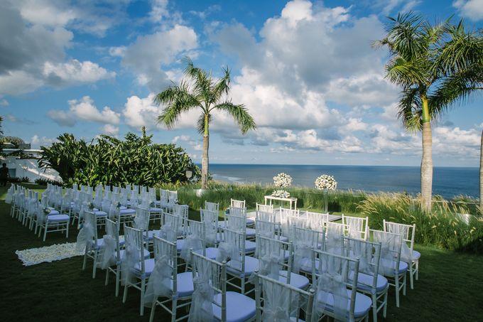 Lu yin & Cai Wen Ling Beautiful Wedding by Latitude Bali - 007