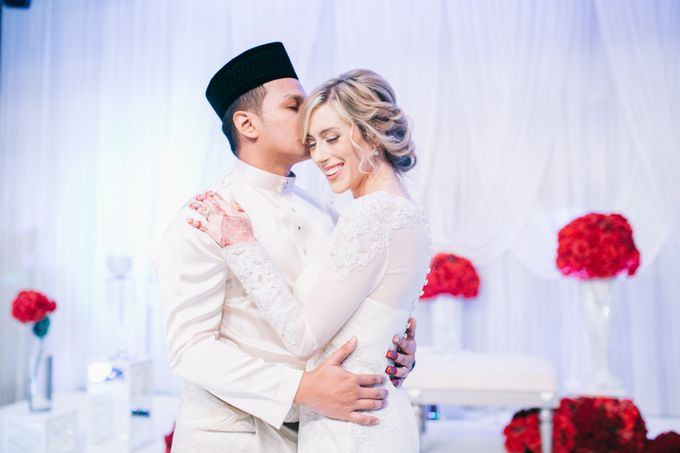 Wedding Day of Dzameer & Chelsea by Twinception Productions - 025