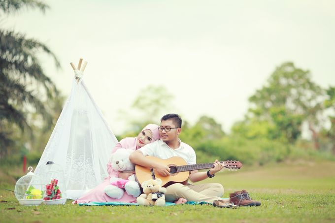 Preweding Eko & Tia by MEMORY PHOTOGRAPHY - 007