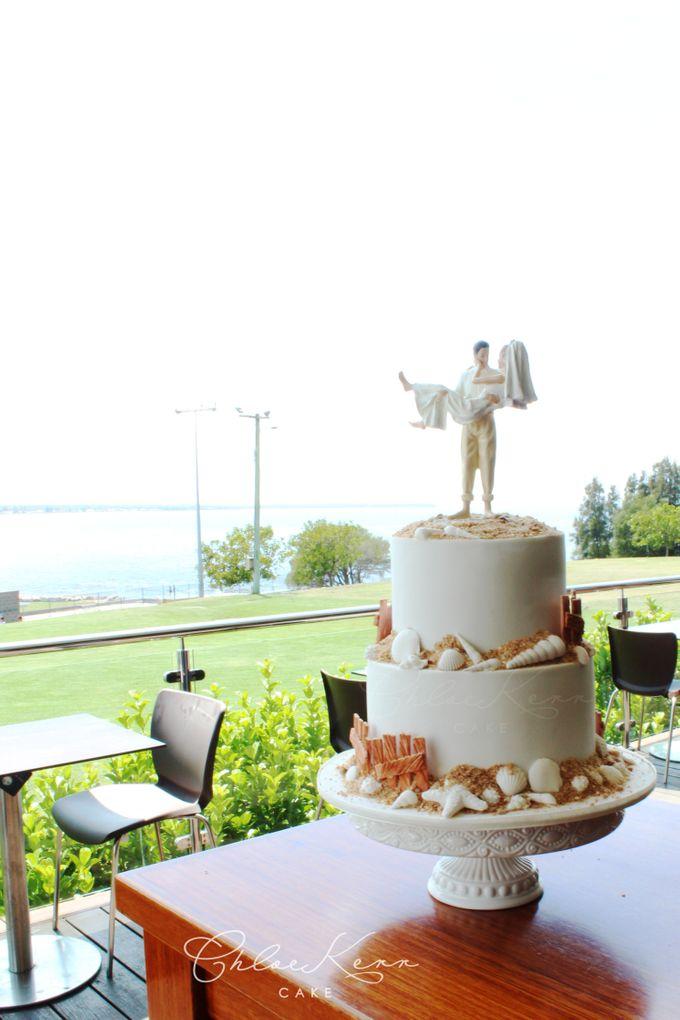 Fondant Cakes -tradition by Chloe Kerr Cake - 008