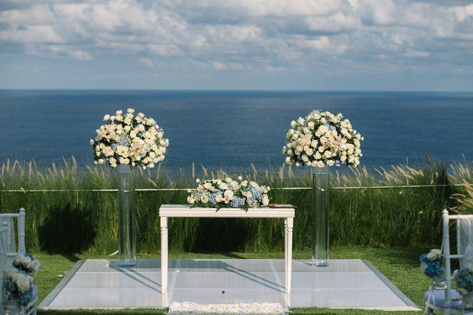 Lu yin & Cai Wen Ling Beautiful Wedding by Latitude Bali - 008