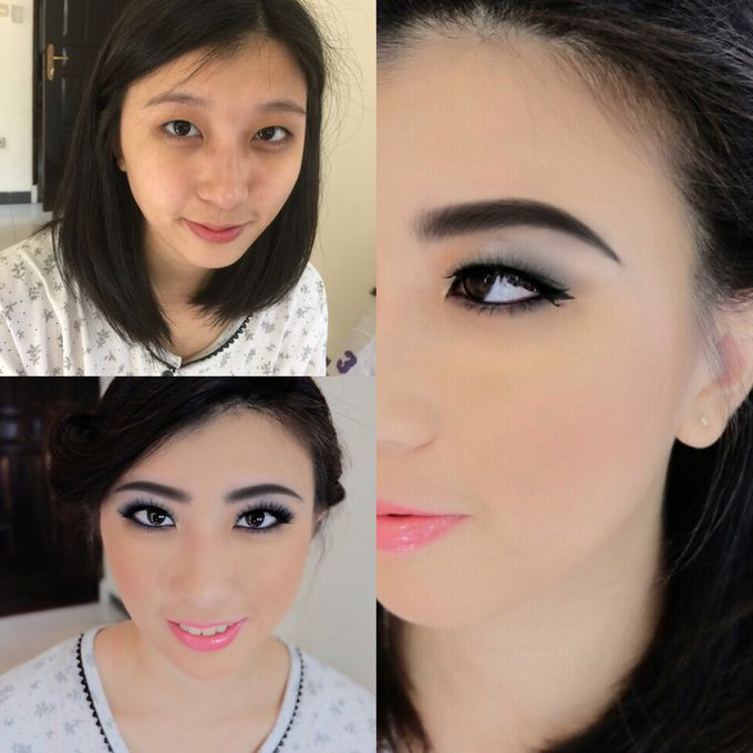 Makeup Wedding Party by NGC Makeup Artist | Bridestory.com