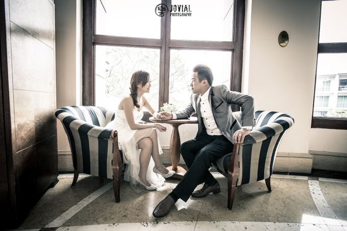 Wedding Actual Day & Pre Wedding by Jovial Photography - 050