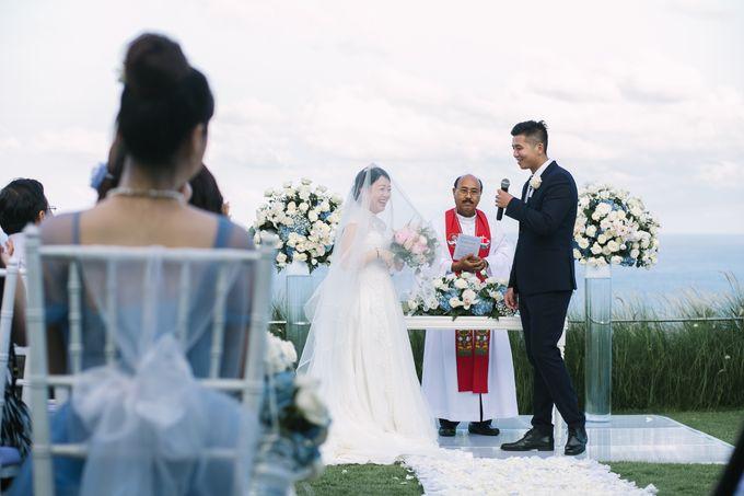 Lu yin & Cai Wen Ling Beautiful Wedding by Latitude Bali - 004