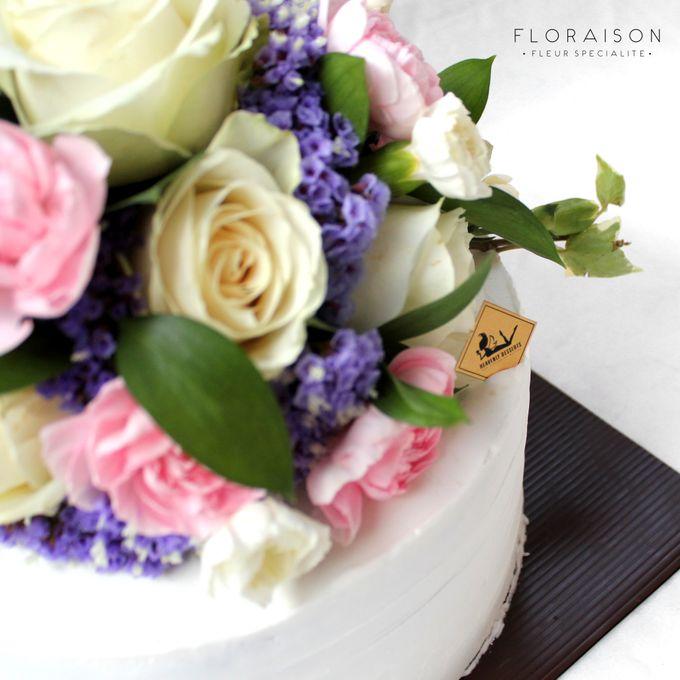 Gateau de Fleur by Floraison - 004