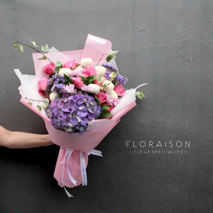 Hand Bouquet by Floraison - 016