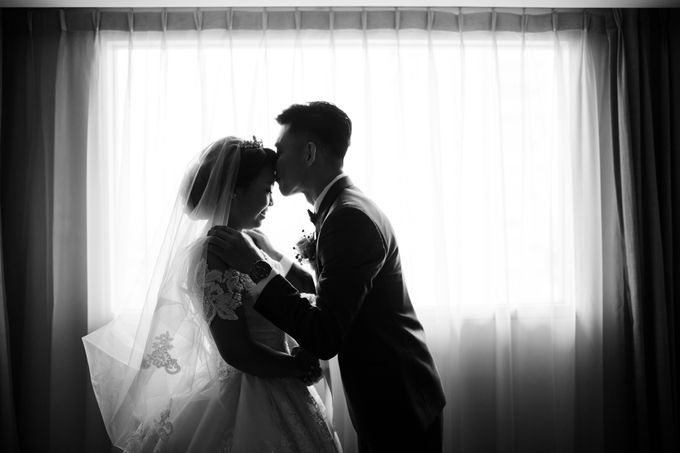 Herman & Vian Wedding Day by Chroma Pictures - 024