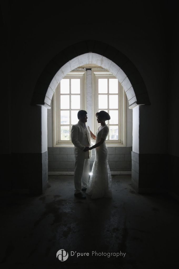 Pre Wedding by D'Pure Photography - 002