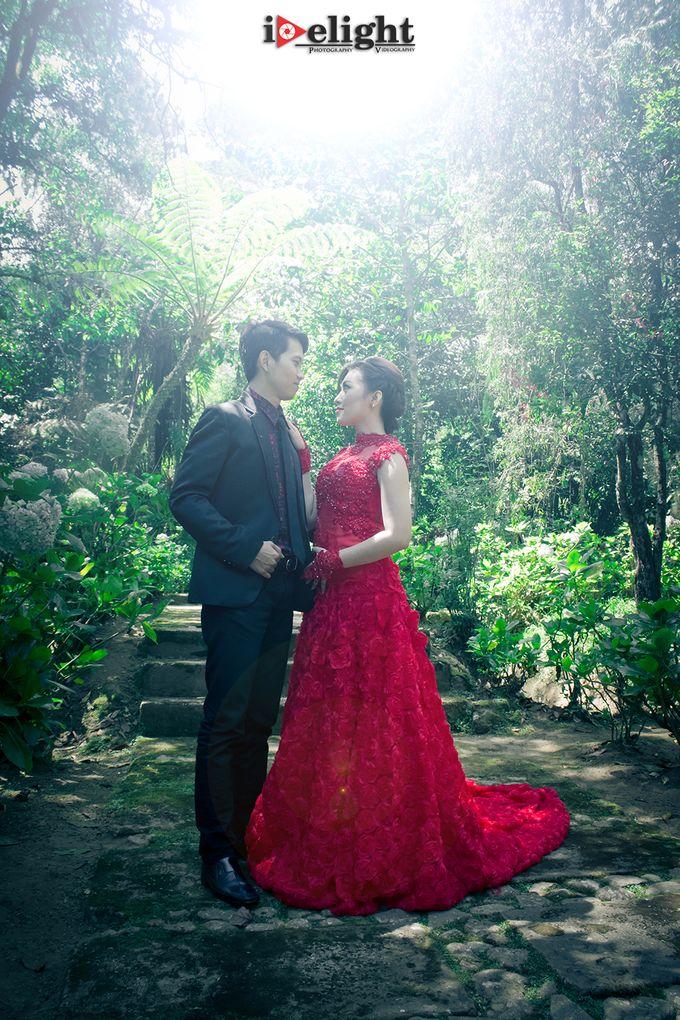 Prewedding Putri & Galih by Idelight Creative - 001