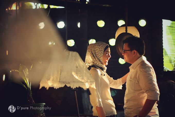 Pre Wedding by D'Pure Photography - 004