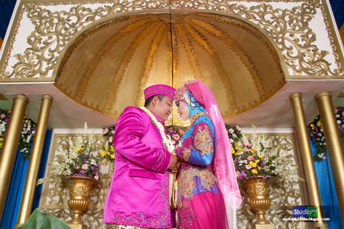 Wedding Fiza & Mahmud by Studio 17 - 013
