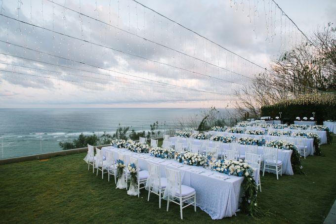 Lu yin & Cai Wen Ling Beautiful Wedding by Latitude Bali - 011