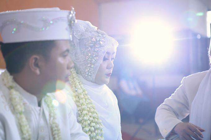 Rini & Fauzy Wedding by Kaisar Photostyle - 008