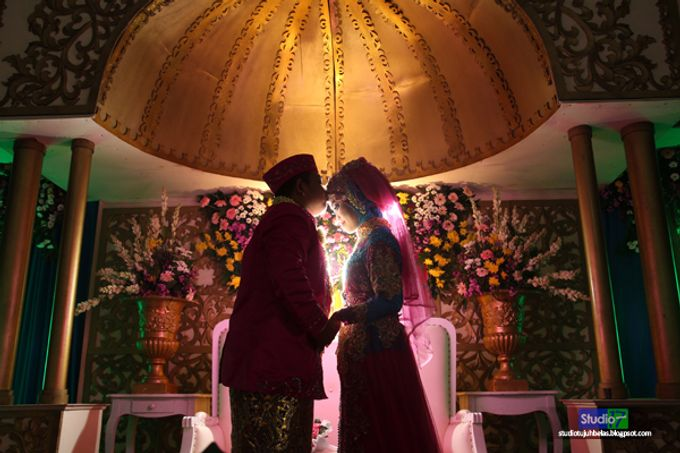 Wedding Fiza & Mahmud by Studio 17 - 001