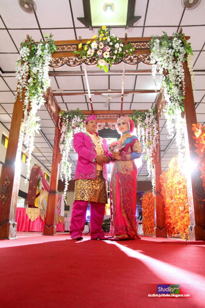Wedding Fiza & Mahmud by Studio 17 - 014