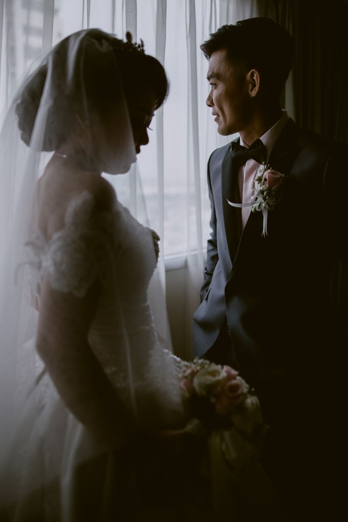 Herman & Vian Wedding Day by Chroma Pictures - 029