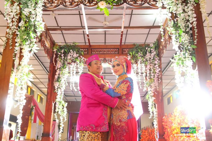 Wedding Fiza & Mahmud by Studio 17 - 015