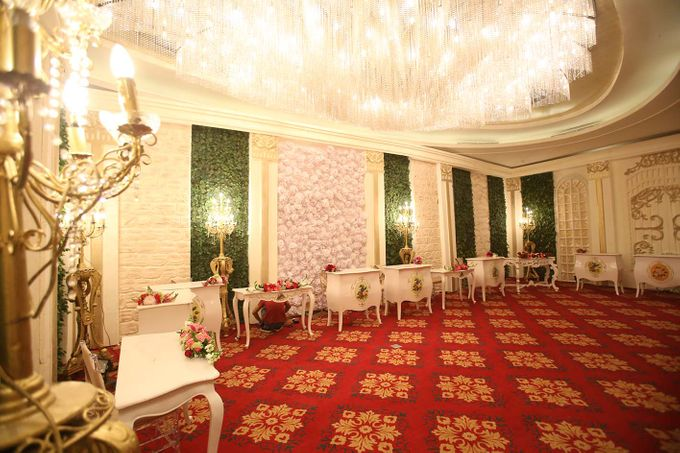 Modern Wedding of Indah and Hazieq by Watie Iskandar Wedding Decoration & Organizer - 020