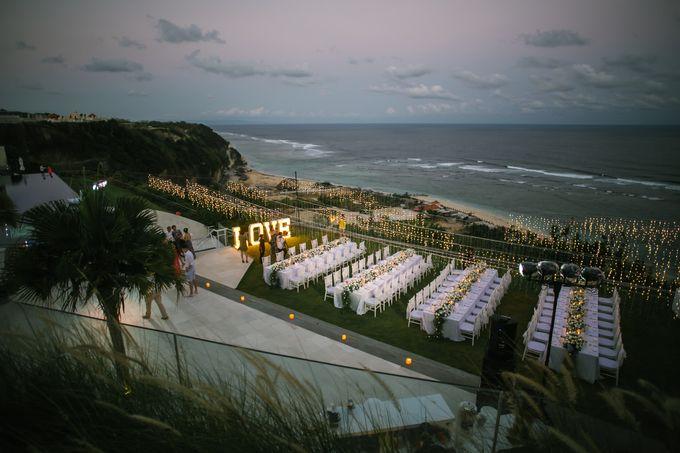 Lu yin & Cai Wen Ling Beautiful Wedding by Latitude Bali - 012