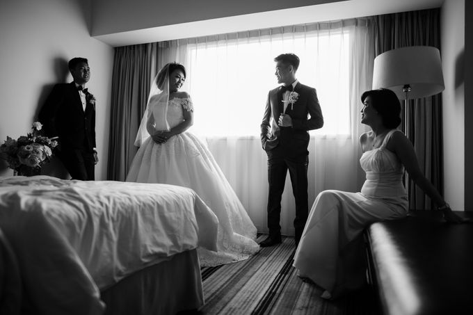 Herman & Vian Wedding Day by Chroma Pictures - 031
