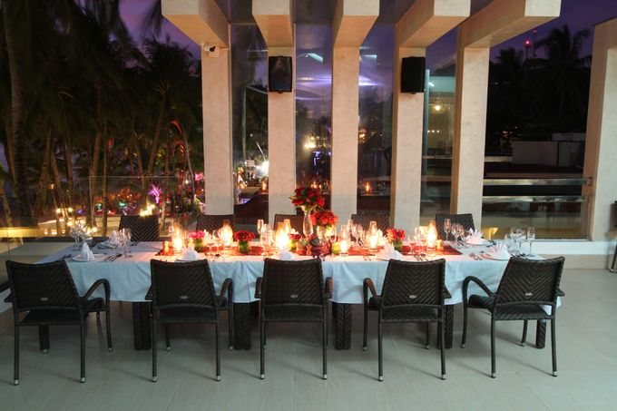 Wedding at the Roof Deck by The District Boracay - 002