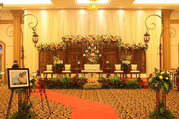 Wedding at MFH by Raffles Hills Cibubur - On Green Garden Venue - 001