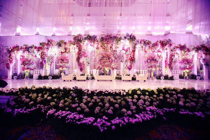 Grand Ballroom by Shangri-La Hotel, Surabaya - 001