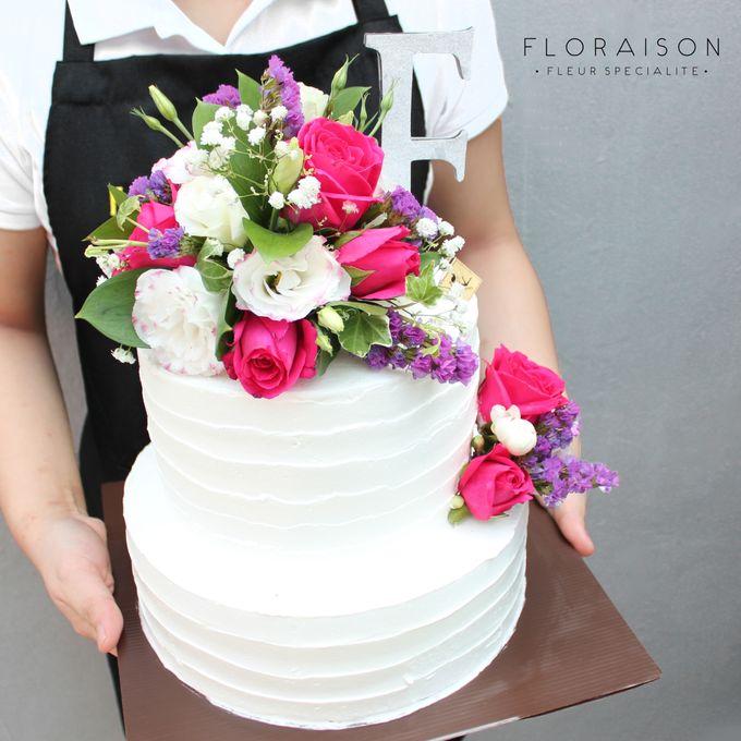 Gateau de Fleur by Floraison - 005