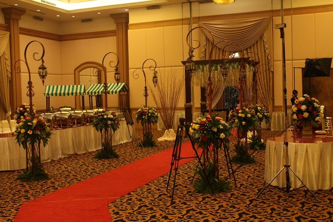 Wedding at MFH by Raffles Hills Cibubur - On Green Garden Venue - 004