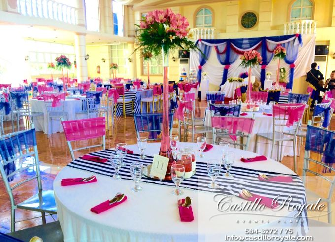Wedding at Castillo Royale Ortigas by Castillo Royale - 002
