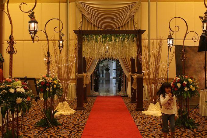 Wedding at MFH by Raffles Hills Cibubur - On Green Garden Venue - 005