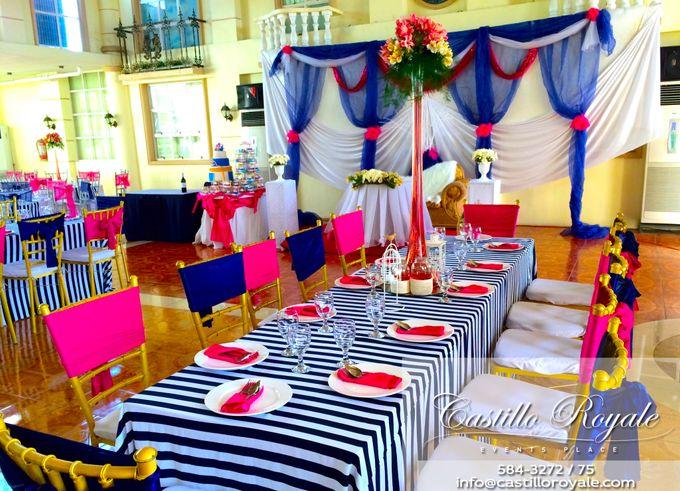 Wedding at Castillo Royale Ortigas by Castillo Royale - 003