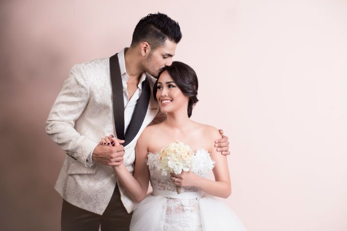 Nita and Vinrana Prewedding by Philip Formalwear - 006