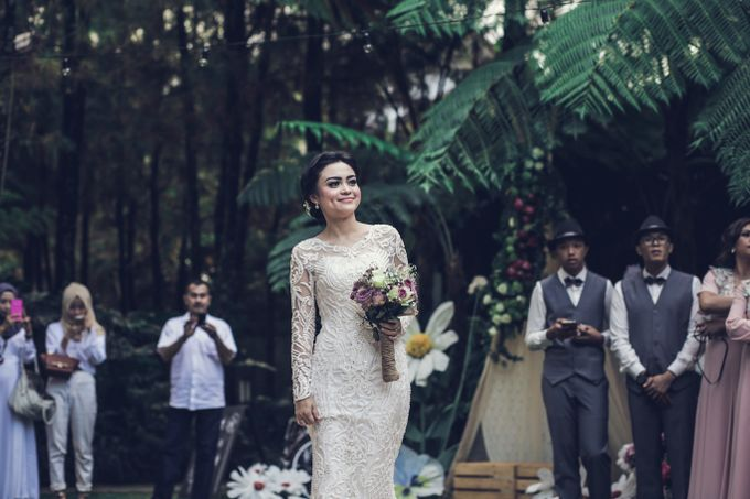 Wedding Fenni & Dikky by HandS Organizer - 015