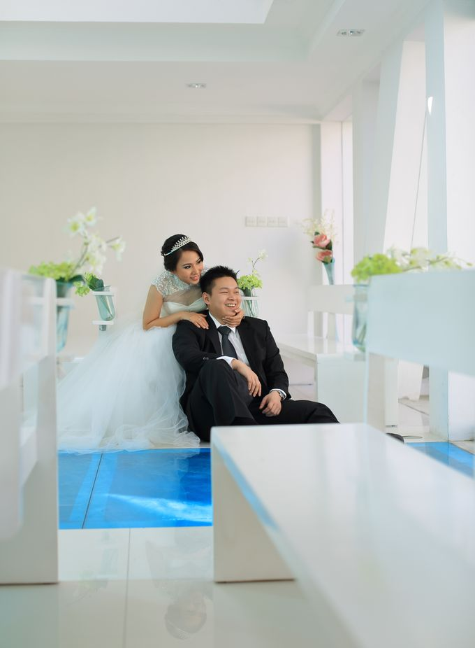 Prewedding MIchael & Novita by Irwan Syumanjaya - 001