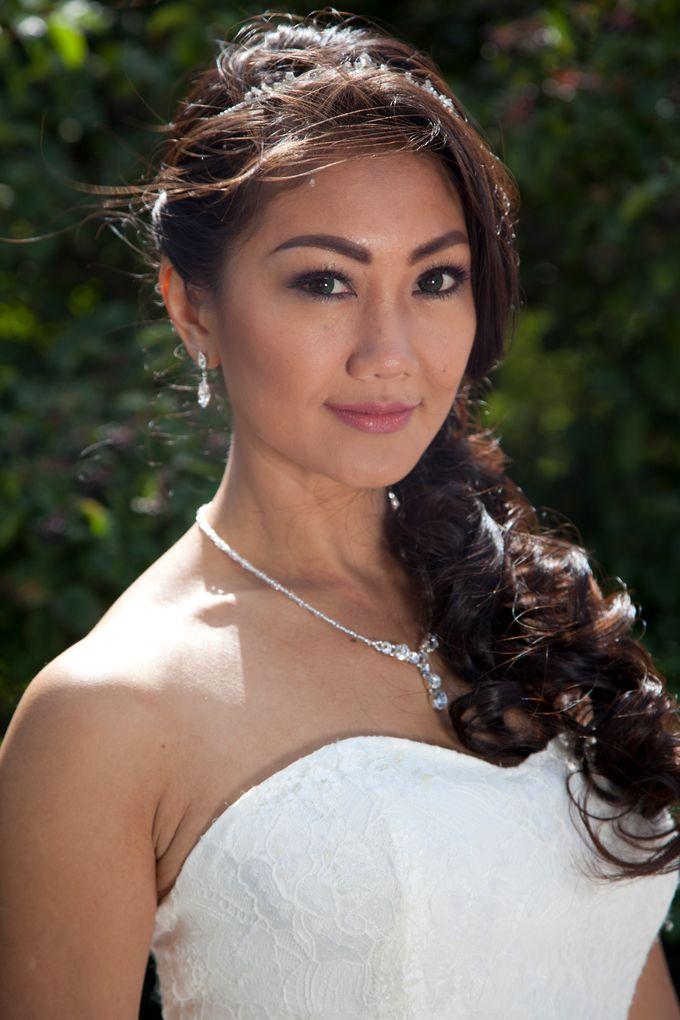 Bridal Photoshoot Agustin by Vivi Christin Makeup Artist & Hair Stylist - 001