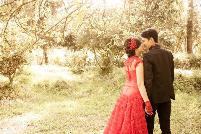 Prewedding Putri & Galih by Idelight Creative - 010